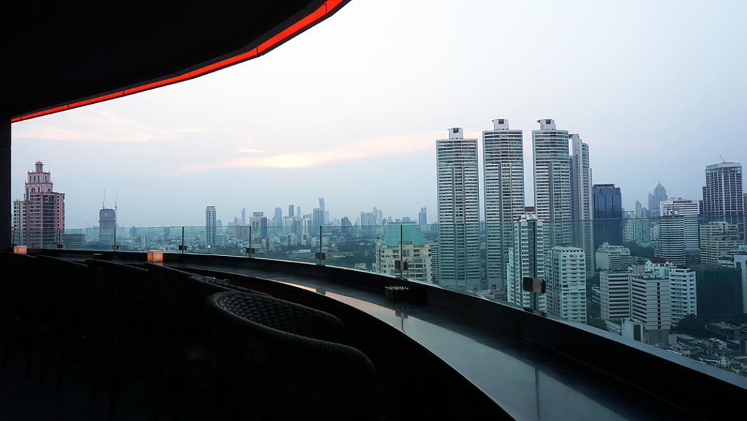 AIRE BAR RoofTop Bar HYATT PLACE BANGKOK 17