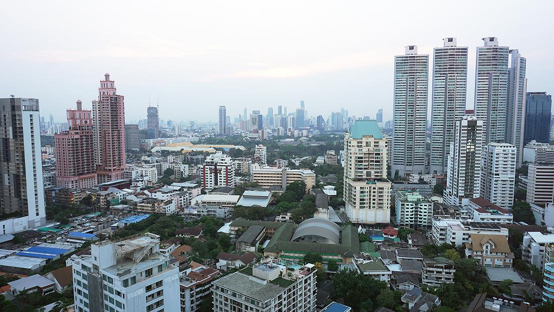 AIRE BAR RoofTop Bar HYATT PLACE BANGKOK 18