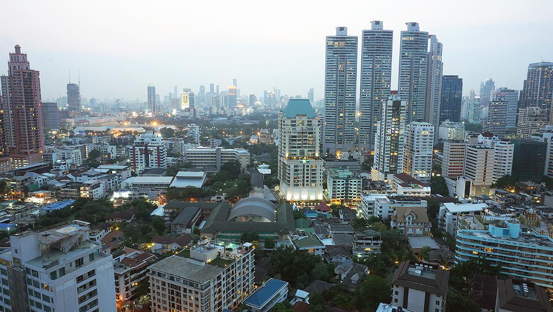 AIRE BAR RoofTop Bar HYATT PLACE BANGKOK 19