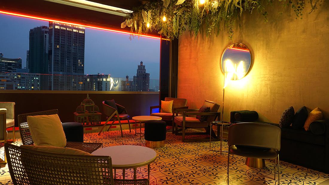 AIRE BAR RoofTop Bar HYATT PLACE BANGKOK 21