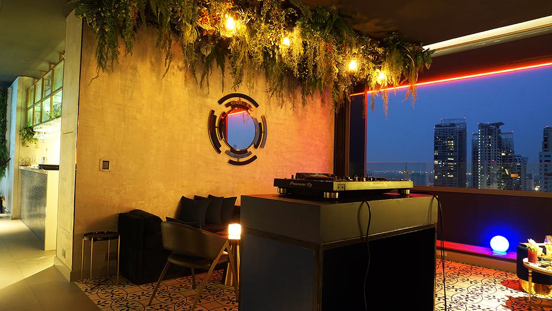 AIRE BAR RoofTop Bar HYATT PLACE BANGKOK 22