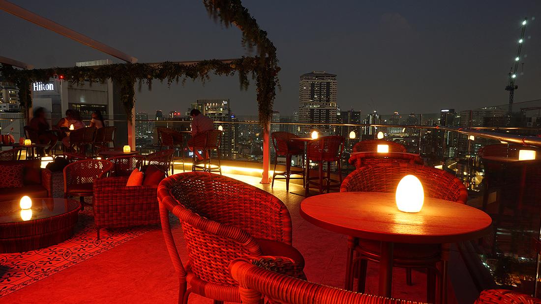 AIRE BAR RoofTop Bar HYATT PLACE BANGKOK 23