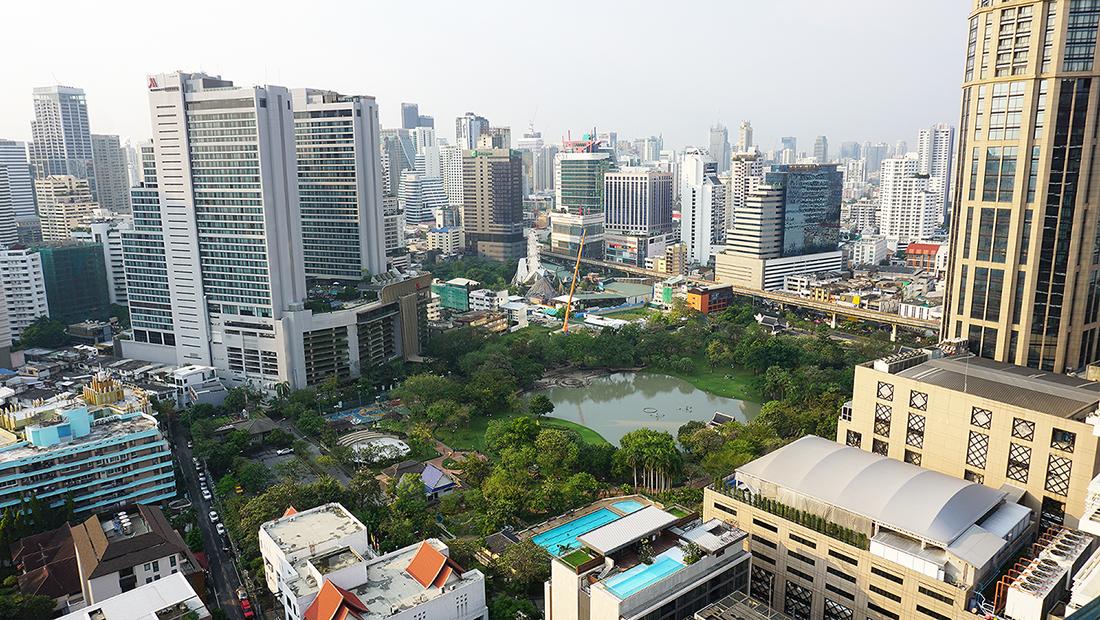 AIRE BAR RoofTop Bar HYATT PLACE BANGKOK 6