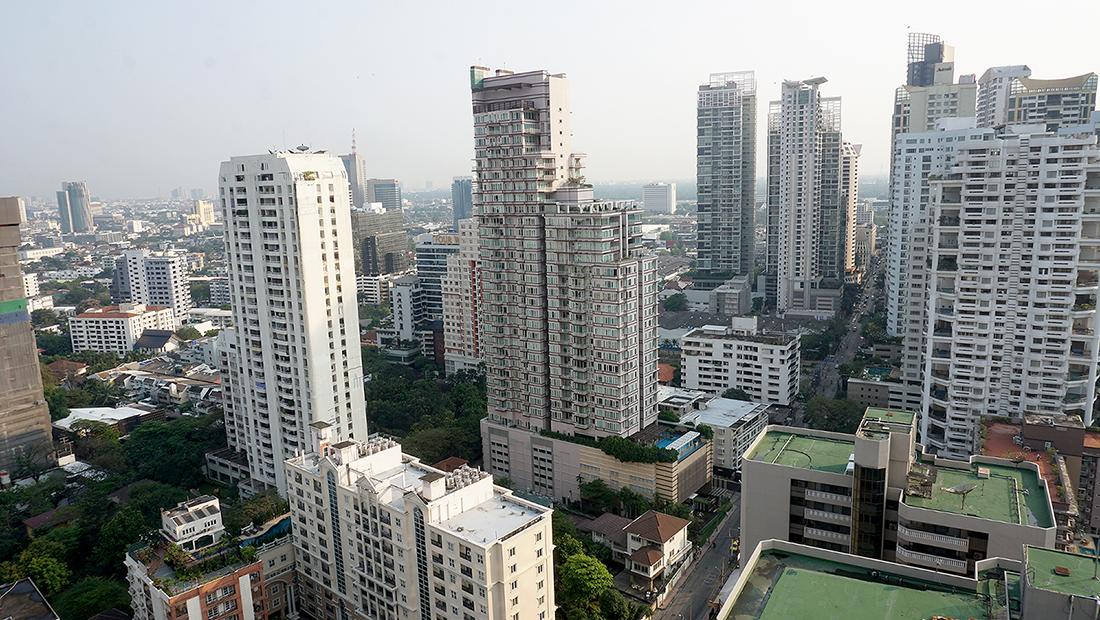 AIRE BAR RoofTop Bar HYATT PLACE BANGKOK 7