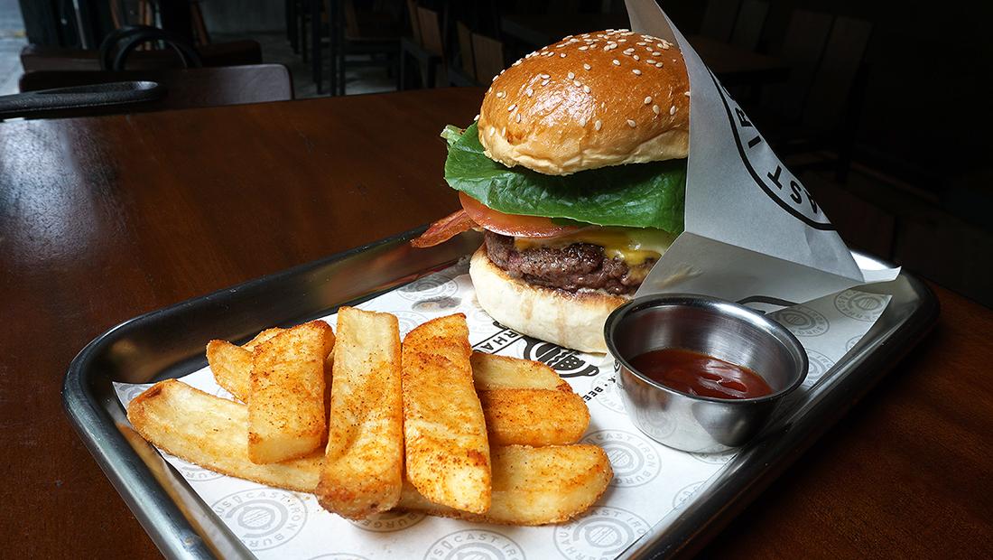 Cast Iron Burgerhaus 7