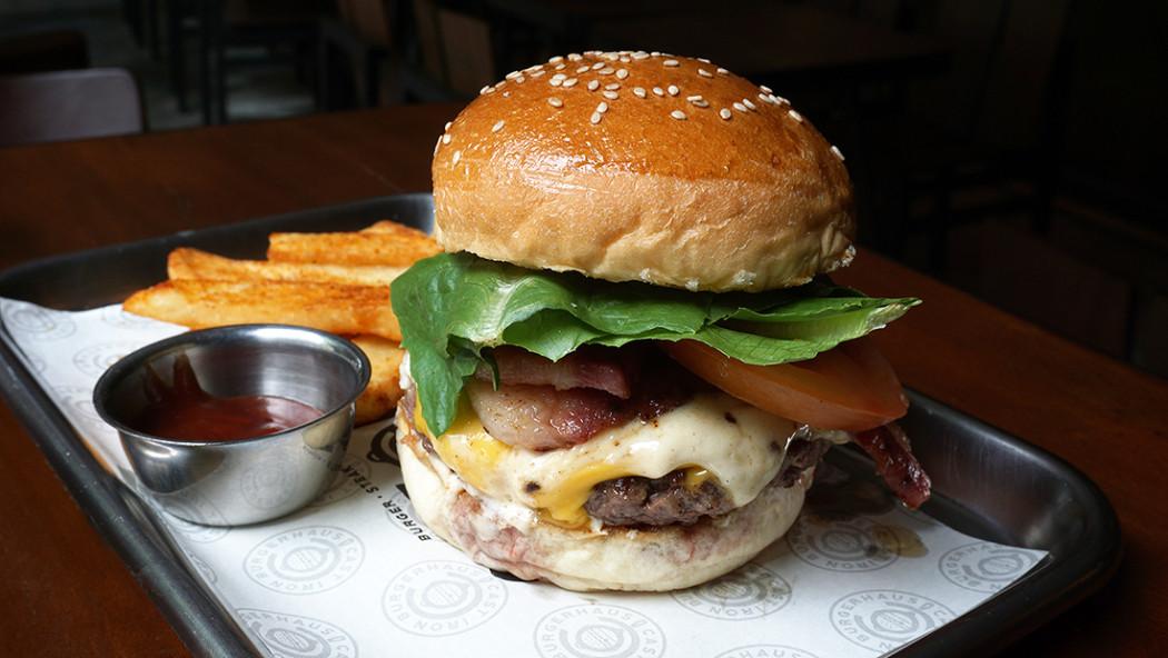Cast Iron Burgerhaus 8