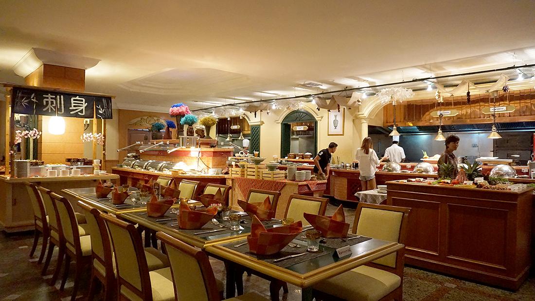 92 Cafe Golden Tulip Sovereign Bangkok 1