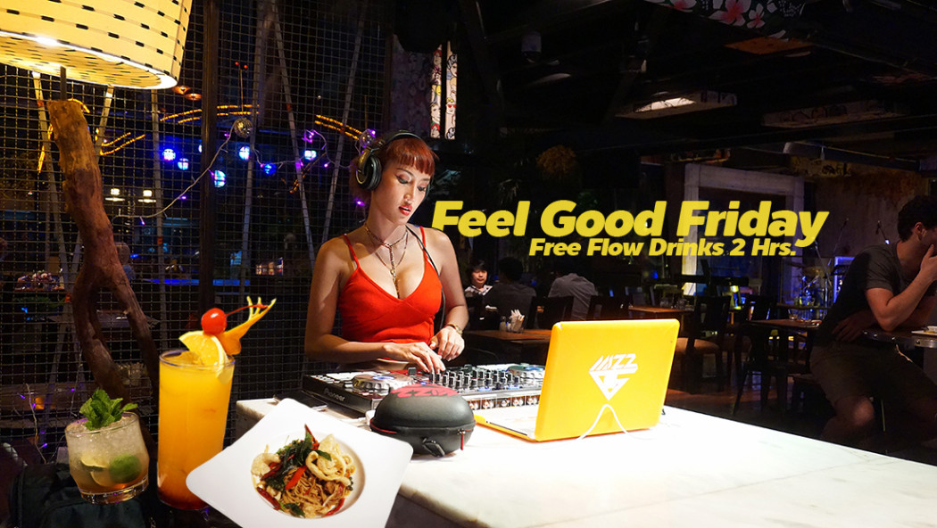 Feel Good Friday Siam at Siam Design Hotel Bangkok 0