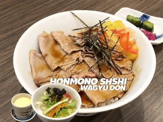 ลองแพล๊บ HONMONO SUSHI ร้านอาหารญี่ปุ่นที่การันตีโดยเชฟบุญธรรม เชฟกระทะเหล็กอาหารญี่ปุ่น