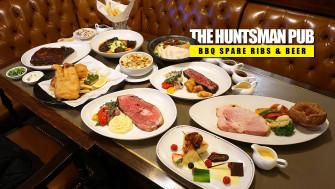 นั่งชิลดูบอลโลก กินบุฟเฟ่ต์อาหารอบ สไตล์อังกฤษ ที่ The Huntsman Pub ต้นฉบับผับสไตล์อังกฤษ BTS นานา