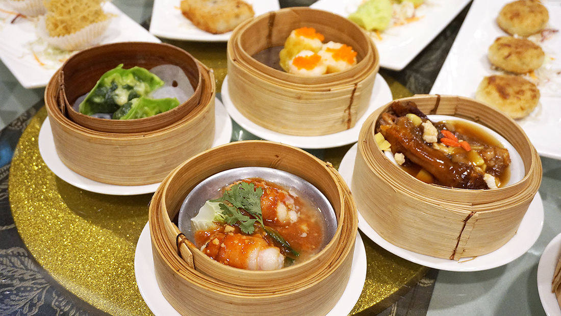 The Mulberry Chinese Cuisine Dimsum Buffet 11