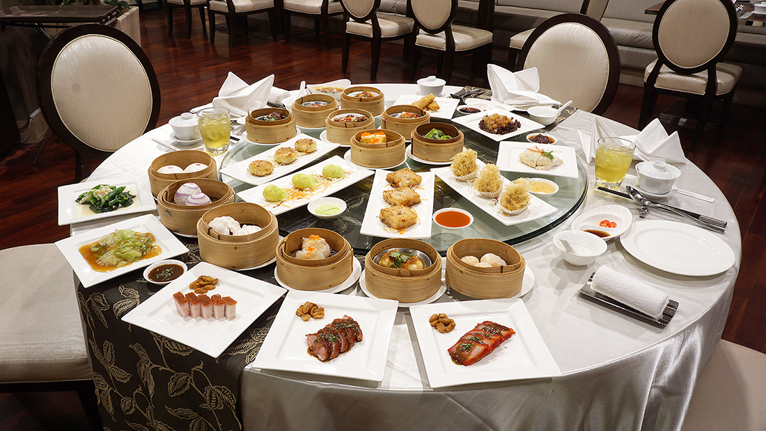 The Mulberry Chinese Cuisine Dimsum Buffet 7