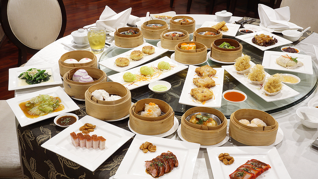 The Mulberry Chinese Cuisine Dimsum Buffet 8