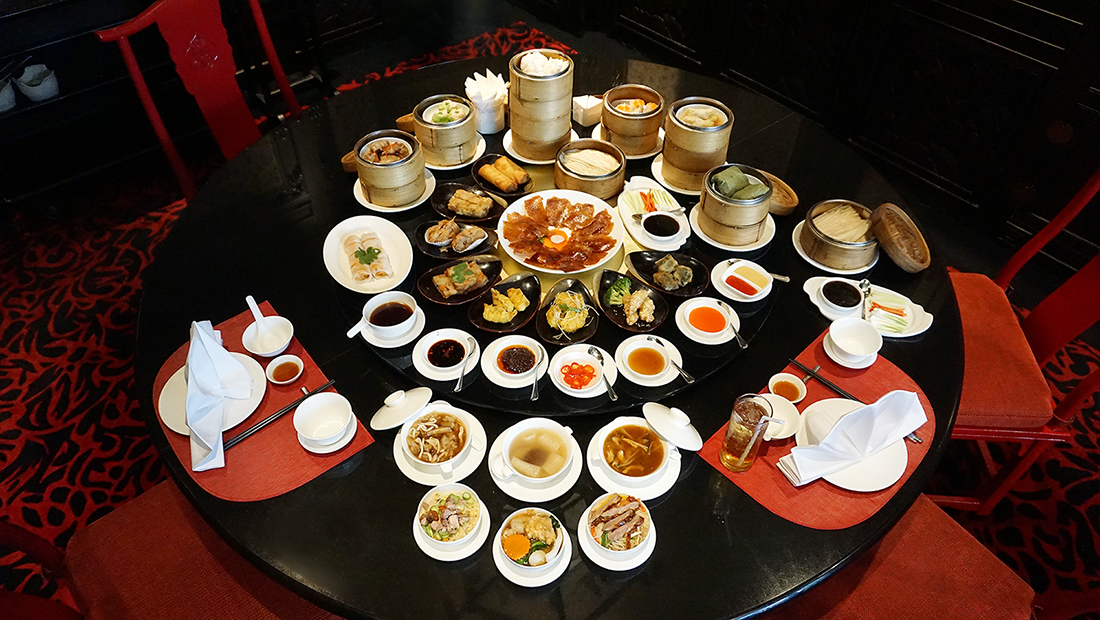 DIM SUM ALL YOU CAN EAT SUI SIAN THE LANDMARK BANGKOK 39