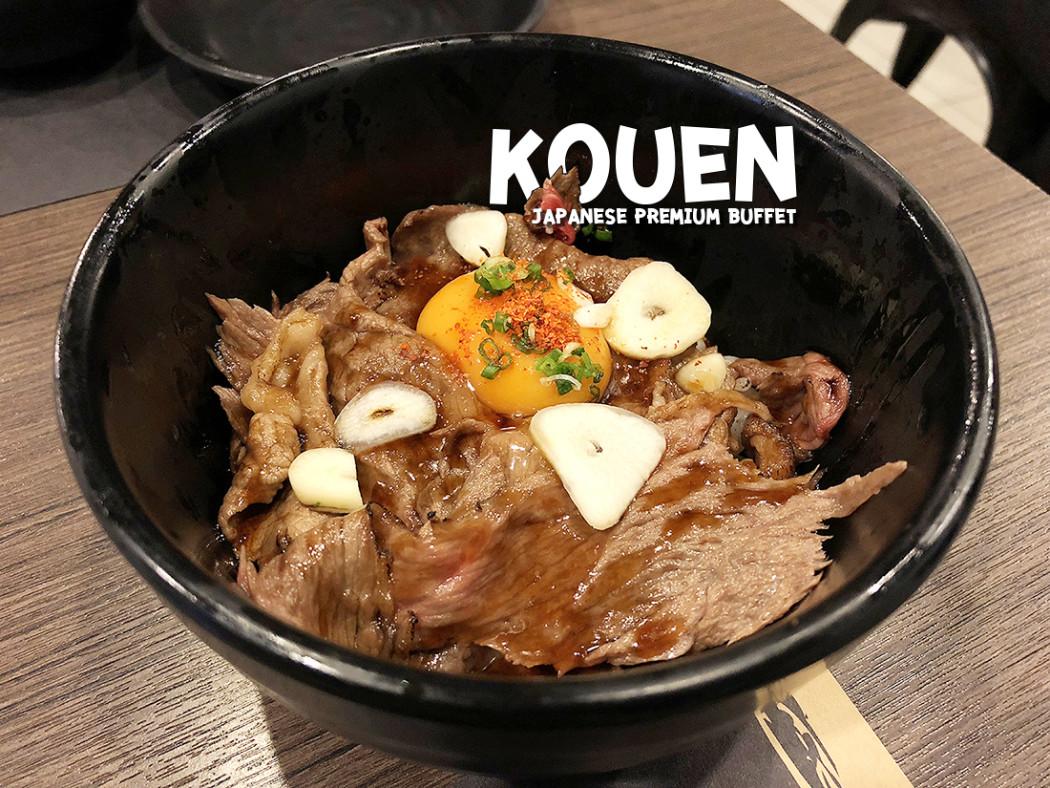 Kouen Japanese Premium Buffet 0