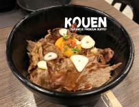 จัดให้หนัก จัดให้เต็ม อาหารญี่ปุ่นแบบบุฟเฟ่ต์ @Kouen Japanese Premium Buffet สยามสแควร์วัน