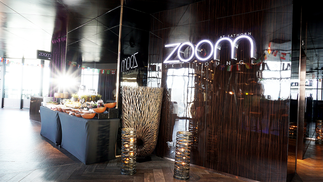 ZOOM Sky Lounge at Anantara Sathorn Bangkok Hotel 1
