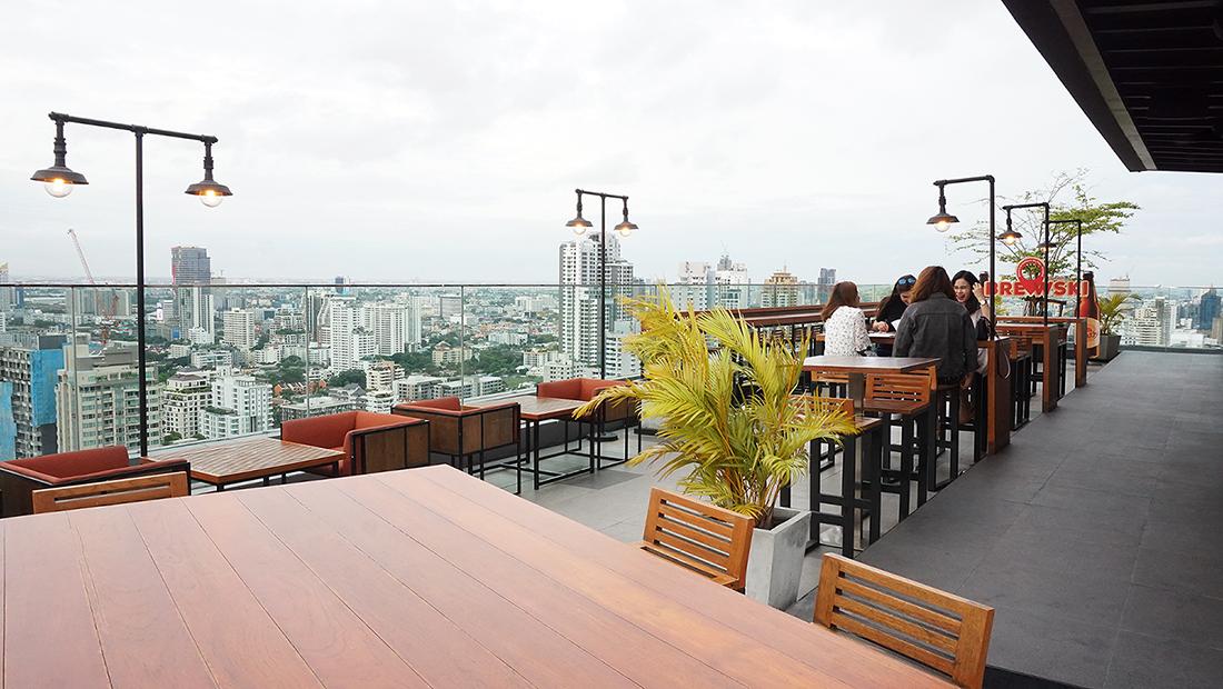Brewski Radisson Blu Plaza Bangkok 1