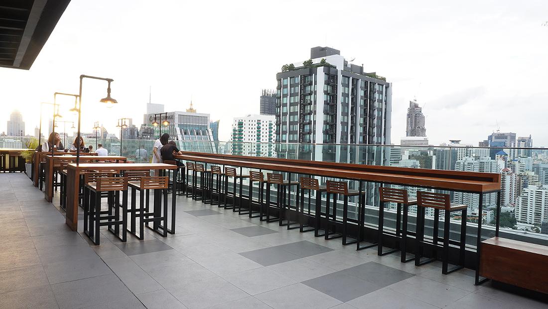 Brewski Radisson Blu Plaza Bangkok 4