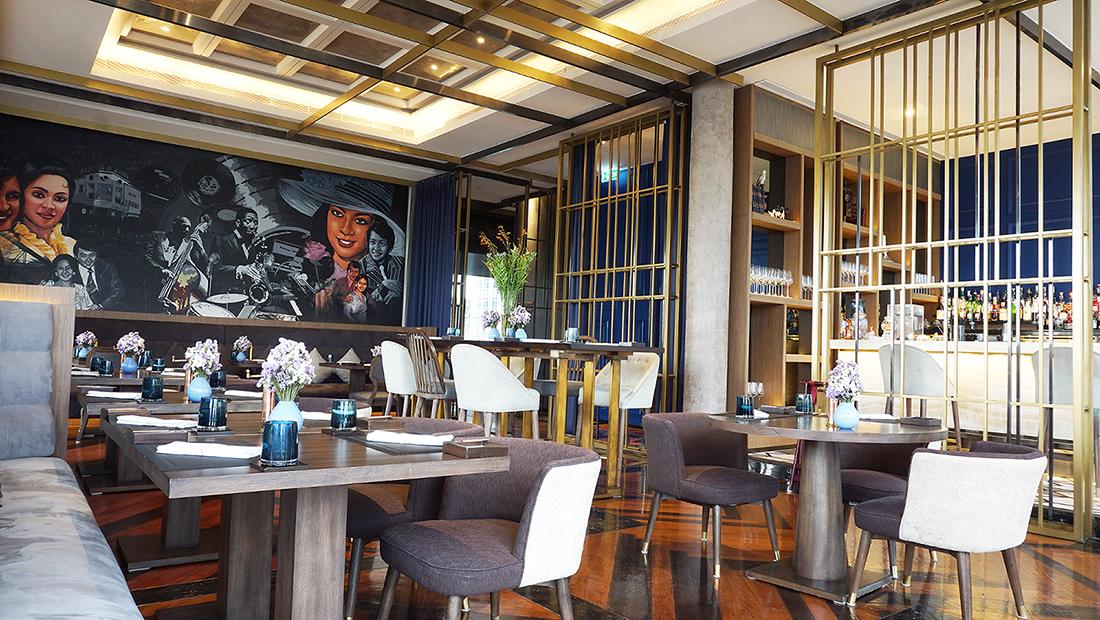 CHAR Restaurant and Rooftop Bar Hotel Indigo Bangkok Wireless Road 10