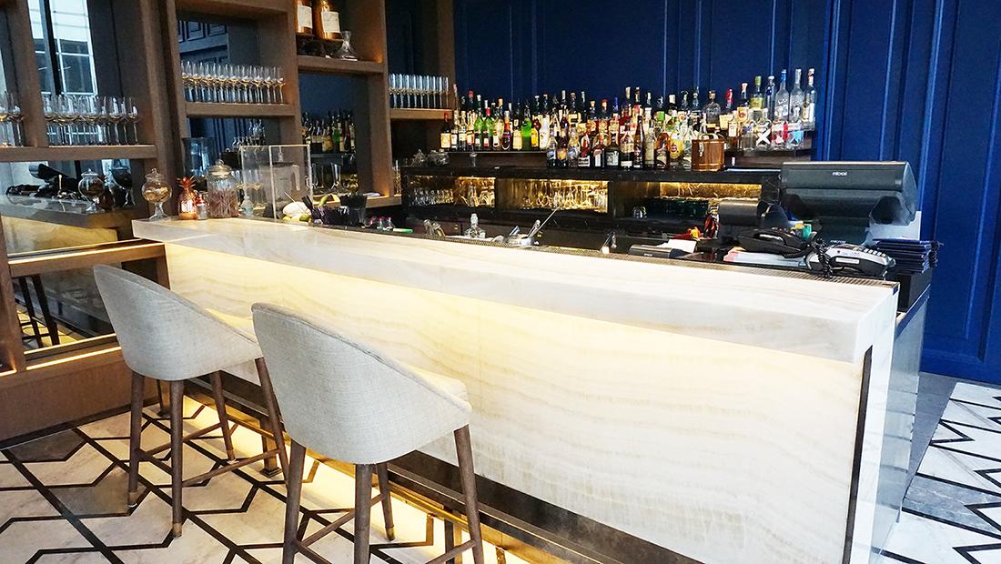 CHAR Restaurant and Rooftop Bar Hotel Indigo Bangkok Wireless Road 13