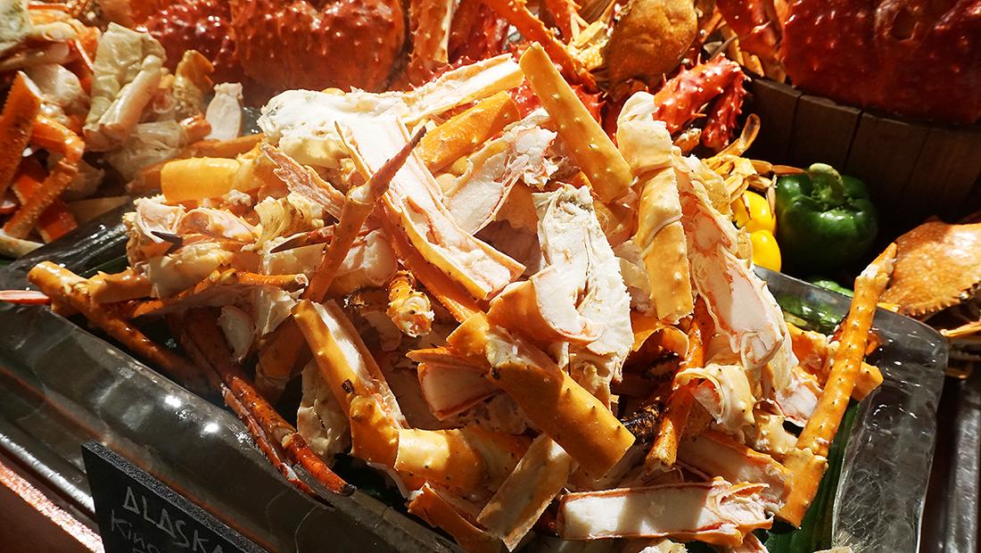 Crab Carnival Pullman Bangkok Grande Sukhumvit 7