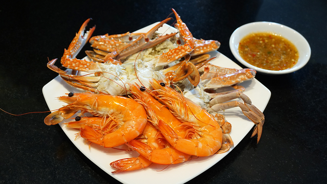 NOVOTEL BANGKOK PLOENCHIT SUKHUMVIT SATURDAY SEAFOOD LUNCH 32