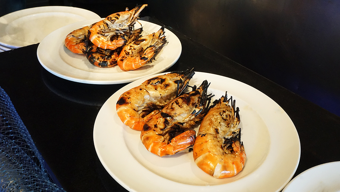 NOVOTEL BANGKOK PLOENCHIT SUKHUMVIT SATURDAY SEAFOOD LUNCH 33
