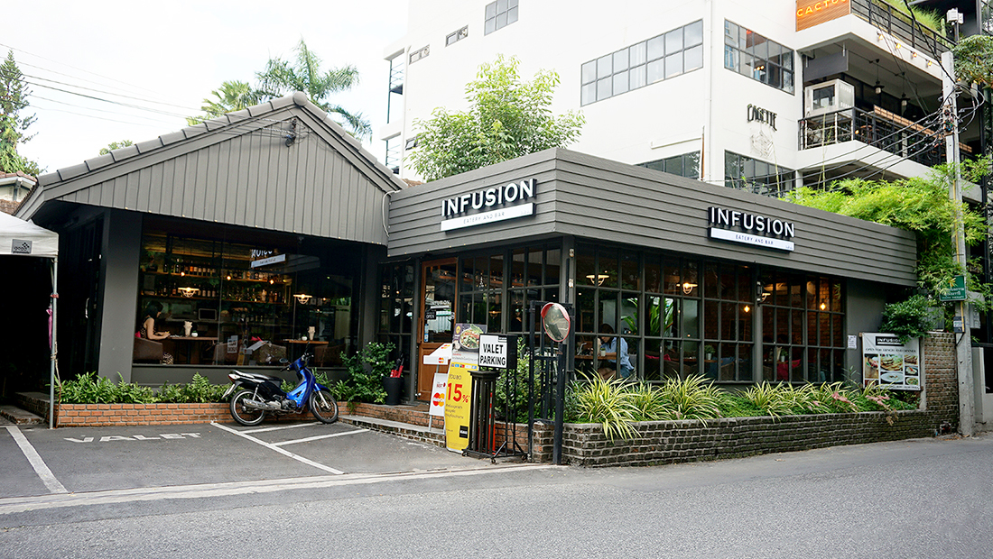 INFUSION EATERY and BAR 1