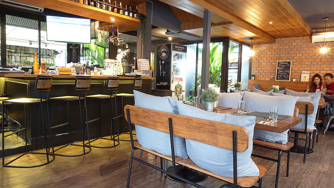 INFUSION EATERY and BAR 3
