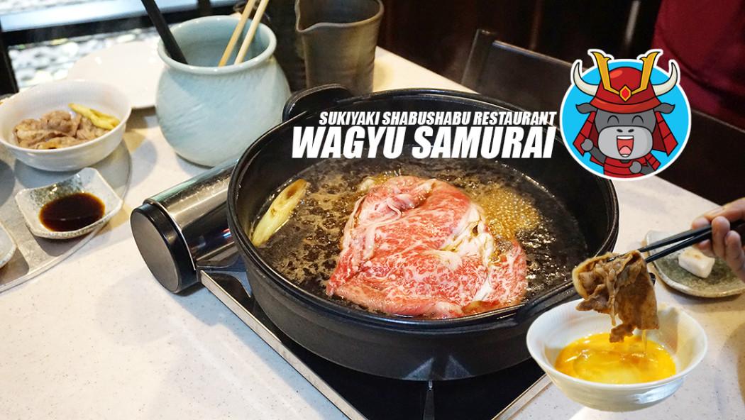 Wagyu Samurai Sukiyaki ShabuShabu Restaurant 0