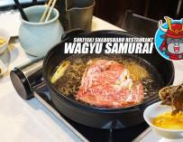 สัมผัสพิเศษสำหรับ Beef Lover เนื้อวากิว A4 มันแทรก เนื้อนุ่ม ชุ่มฉ่ำ  ชาบู ชาบู สไตล์ญี่ปุ่นขนานแท้ @Wagyu Samurai (วากิว ซามูไร) ลุยกันเล้ย