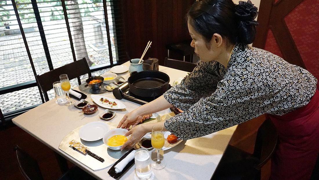Wagyu Samurai Sukiyaki ShabuShabu Restaurant 14