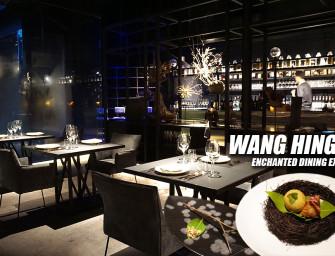 """ชิมอาหารแบบ Fine Dining ชมหิ่งห้อย #Part2 """"ลม"""" ที่จะพัดพาท่านไปพบกับประสบการณ์ใหม่เต็มรูปแบบผ่านสัมผัสทั้งห้า"""