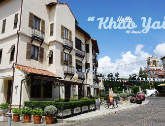 Hello !!! Khao Yai (เขาใหญ่) 2 วัน 1 คืน (48 Hours) ทริปเบาๆ #CX3 Friend Club พัก atta Lakeside Resort Suite ปากช่อง