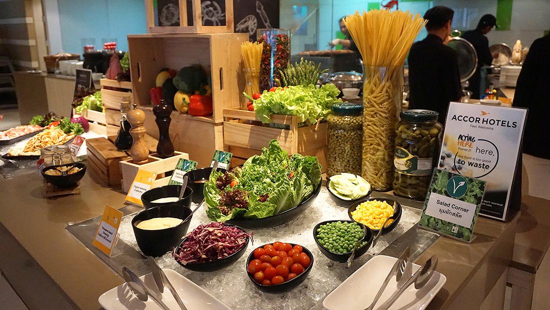Prawns Ja Season 2 Novotel Hotels and Resorts Bangkok Fenix Silom 21