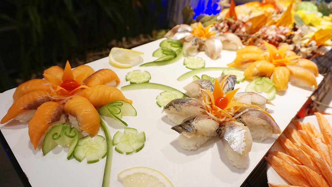 Prawns Ja Season 2 Novotel Hotels and Resorts Bangkok Fenix Silom 22