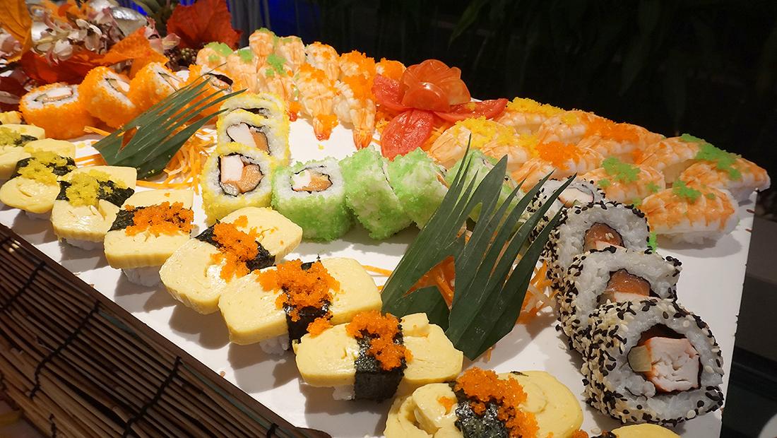 Prawns Ja Season 2 Novotel Hotels and Resorts Bangkok Fenix Silom 24