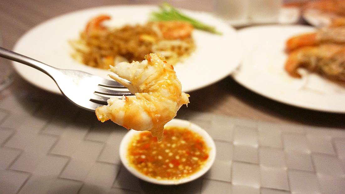 Prawns Ja Season 2 Novotel Hotels and Resorts Bangkok Fenix Silom 41