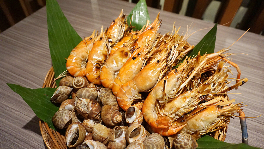 Prawns Ja Season 2 Novotel Hotels and Resorts Bangkok Fenix Silom 8