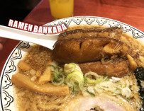 ซดราเมงซุปกระดูกหมูเข้มข้น โคตร !!! มันหมูลอยฟ่อง ที่ Bankara Ramen @สยามพารากอน