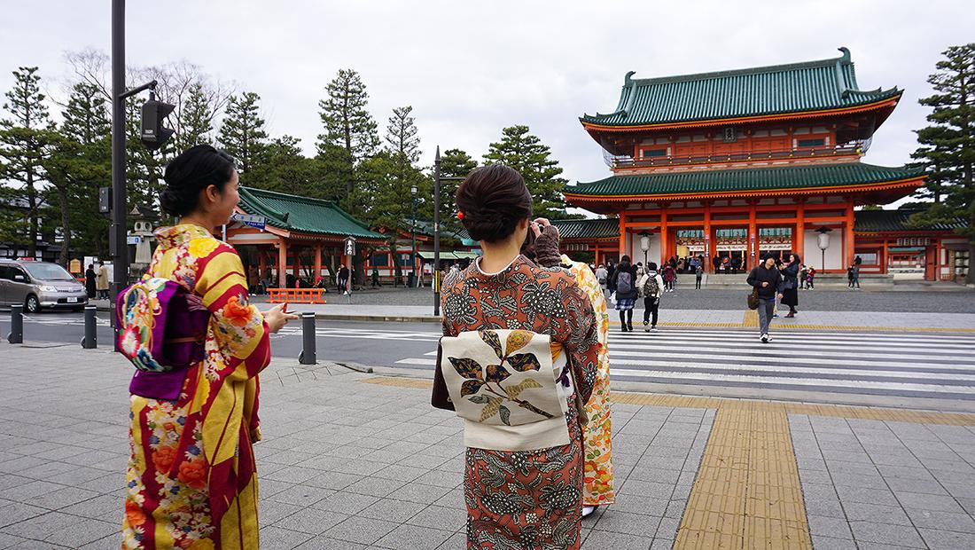 Heian Shrine and Chanoyu Matcha 11