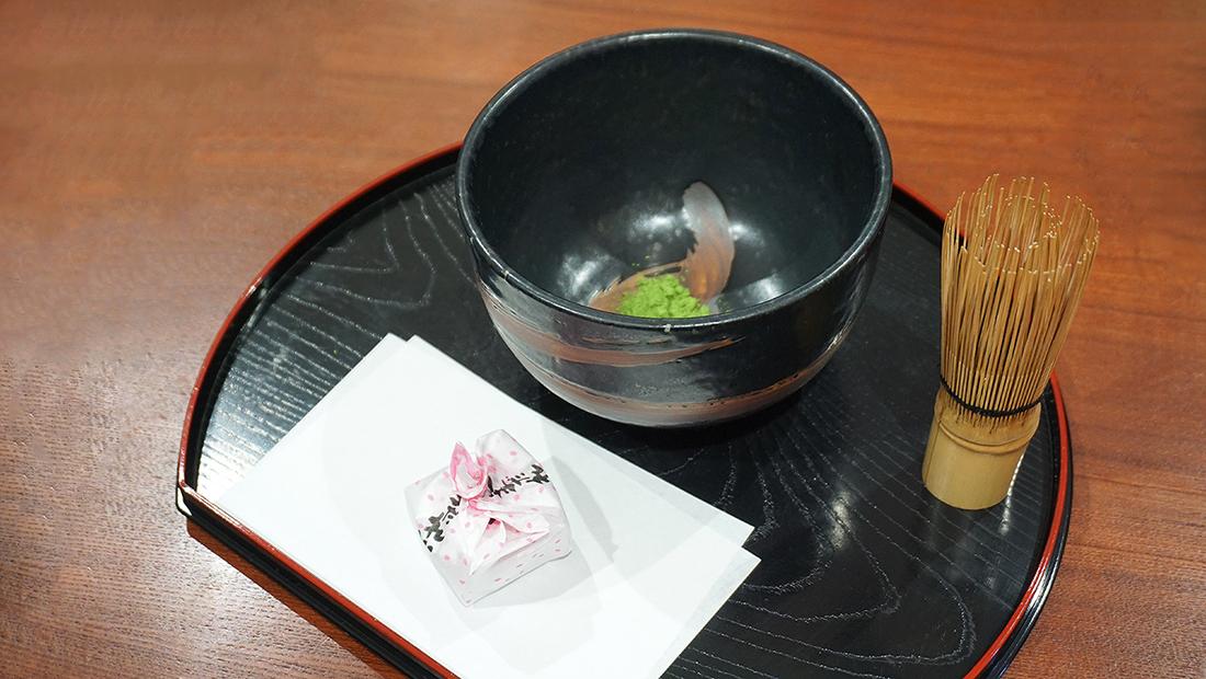 Heian Shrine and Chanoyu Matcha 2