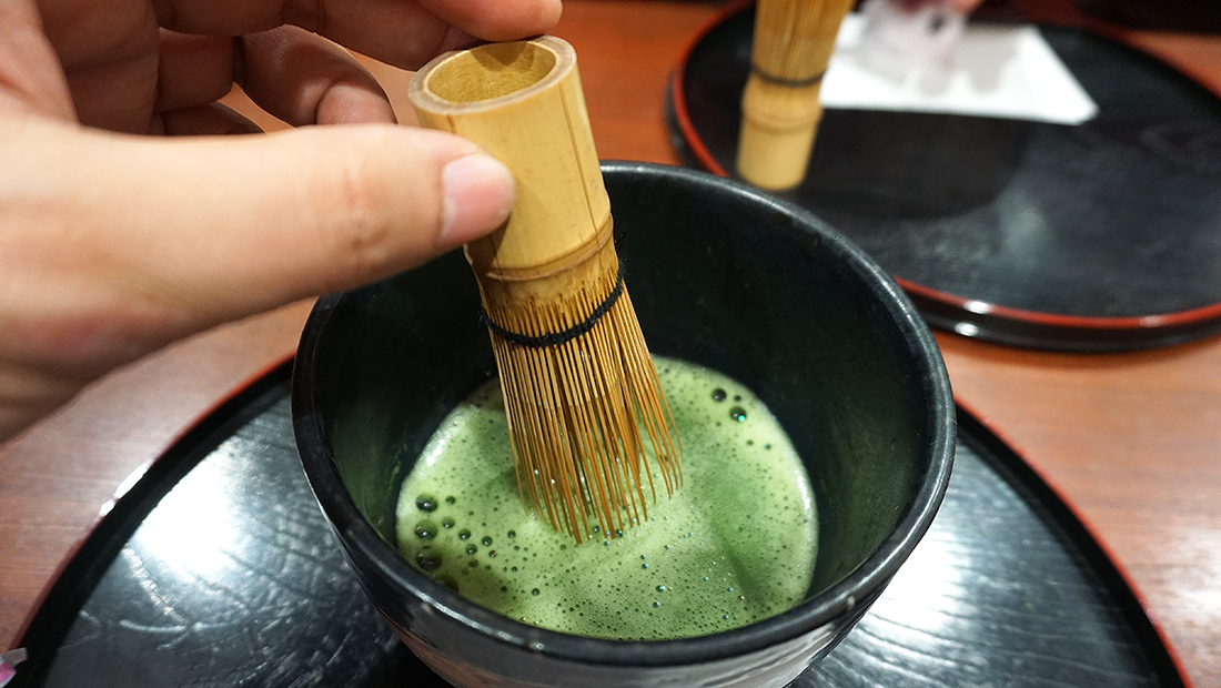 Heian Shrine and Chanoyu Matcha 5