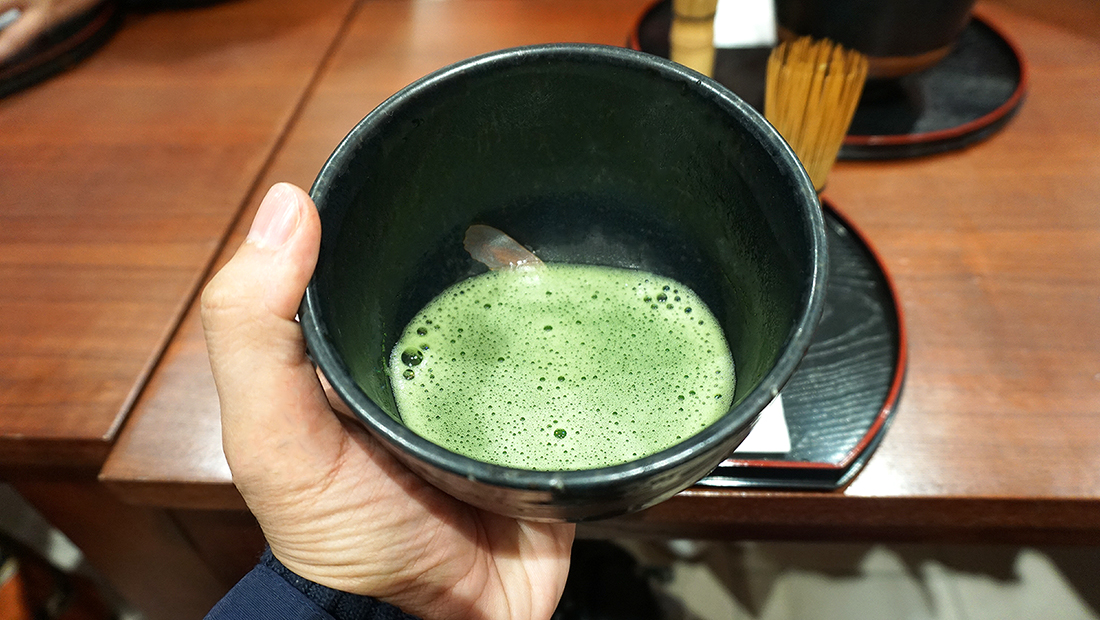 Heian Shrine and Chanoyu Matcha 6