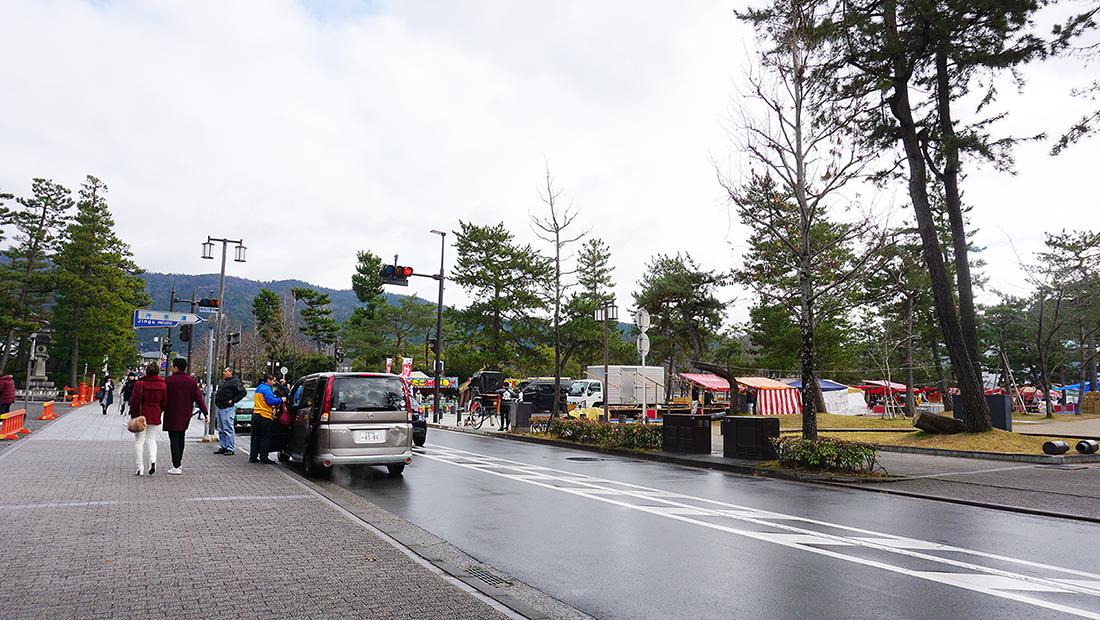 Heian Shrine and Chanoyu Matcha 7