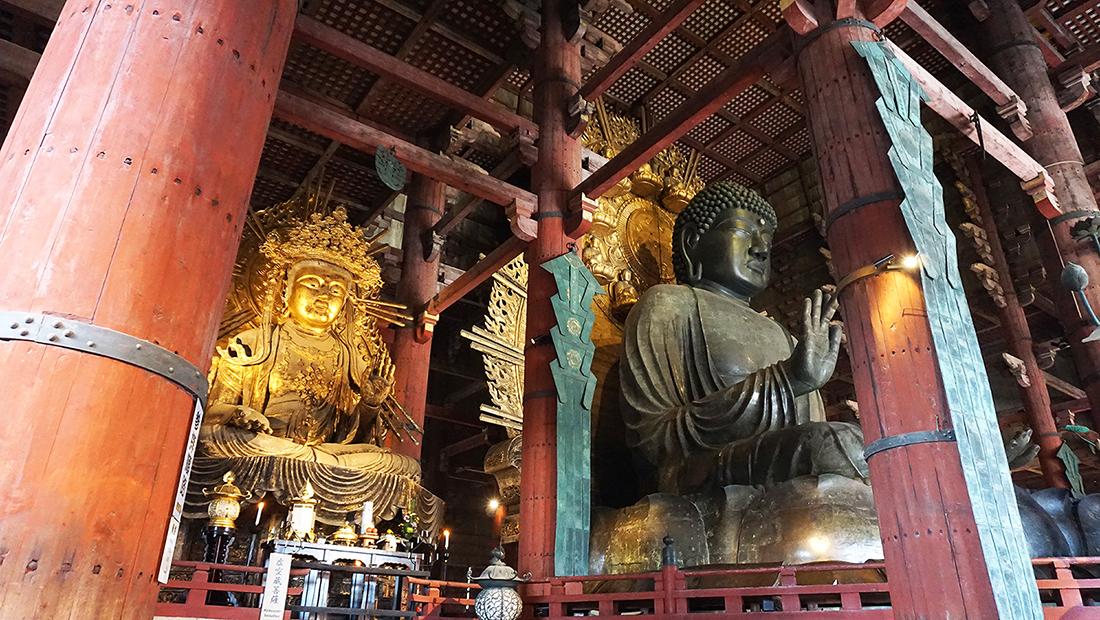 Todai-ji Temple Nara Osaka 19