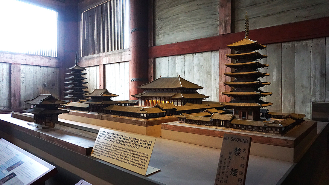 Todai-ji Temple Nara Osaka 20