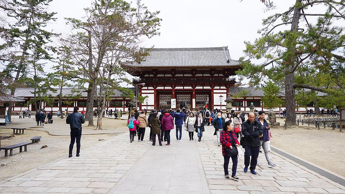 Todai-ji Temple Nara Osaka 28