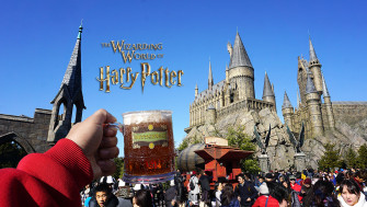 ชิม Harry Potter's Butter Beer แวะคุยกับ Minions (บา บา… บ่าหน่าหน่า) ตะลุยโลกไดโนเสาร์ @USJ (Universal Studio Japan) โอซาก้า (Osaka)…